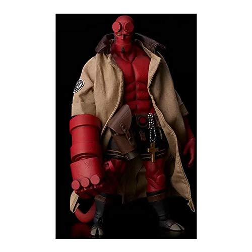 Jaypar Figura de acción de la Figura de acción Hellboy Figura Función de Transporte
