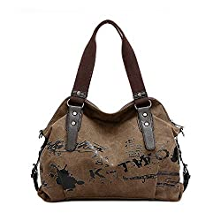 Coole Canvas Tasche