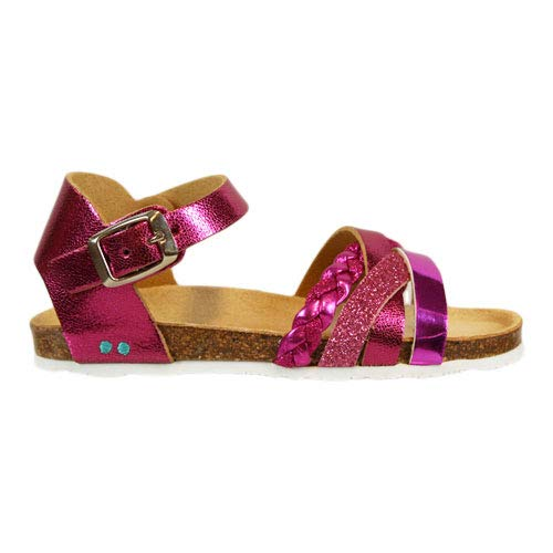 BunniesJR Becky Beach - Kinderschoenen Meisjes Maat 23 - Roze - Sandalen