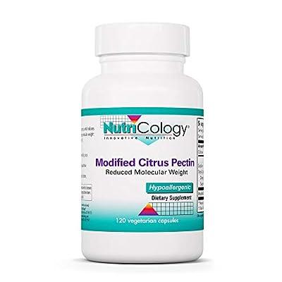Nutricology Modified Citrus Pectin, 120 Vegetarian Capsules