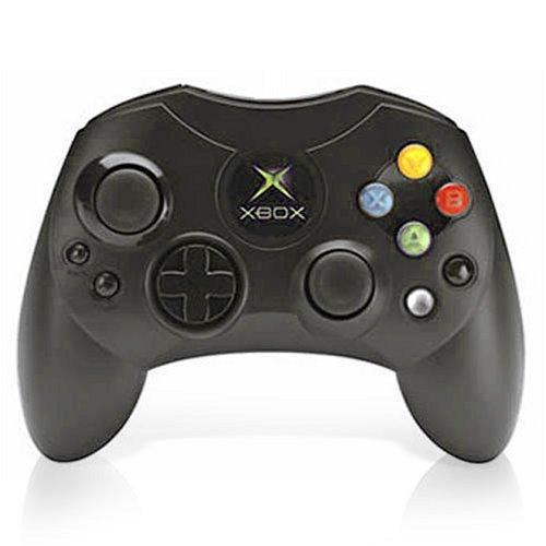 Inside View Black Frame Shadow Box Xbox TYpe-S Controller Original Xbox Type-S