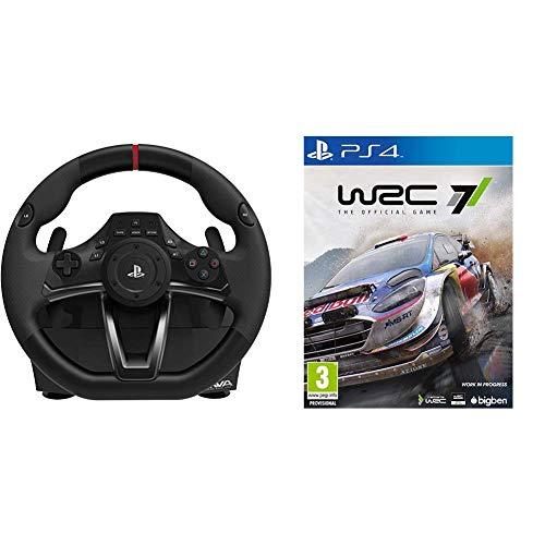Hori Volante Rwa Apex Ufficiale - Playstation 4 + WRC 7 - PlayStation 4
