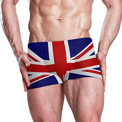 FANTAZIO England Herren Badehose, Badeshorts, Boxershorts Gr. XL, 1