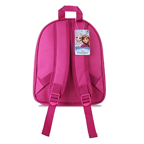 416M5loQV L - Disney Frozen Together Mochila Infantil 31 Centimeters 7 Rosa (Pink)