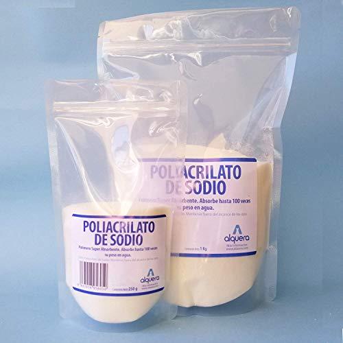 Poliacrilato de Sodio (1Kg)