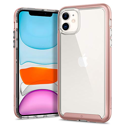 Caseology Skyfall for Apple iPhone 11 Case (2019) - Rose Gold