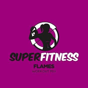 Flames (Workout Mix)