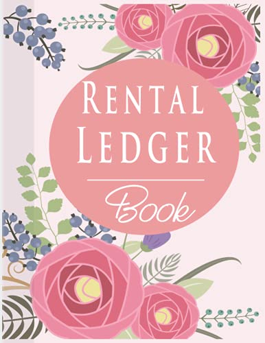 Real Estate Investing Books! - Rental Ledger Book: Rental Property Record Book 122 pages Income And Expenses Book Keeping Notebook For Rental Landlord Rental Property Manager Journal Rental Income Log