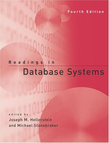 Hellerstein, J: Readings in Database Systems 4e (Mit Press)