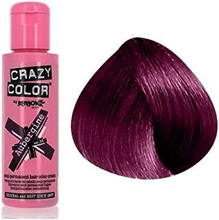Crazy Color Temporary Hair Dye - Dark Brown