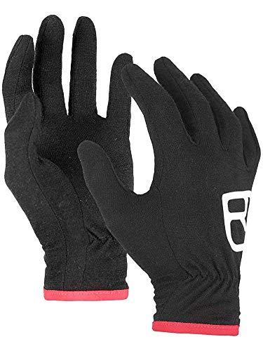 ORTOVOX 145 Ultra Glove W Handschuhe, Damen XS schwarz (Black Raven)