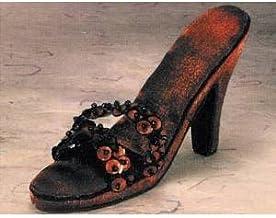 Fete Miniature Shoe - Lady In Red