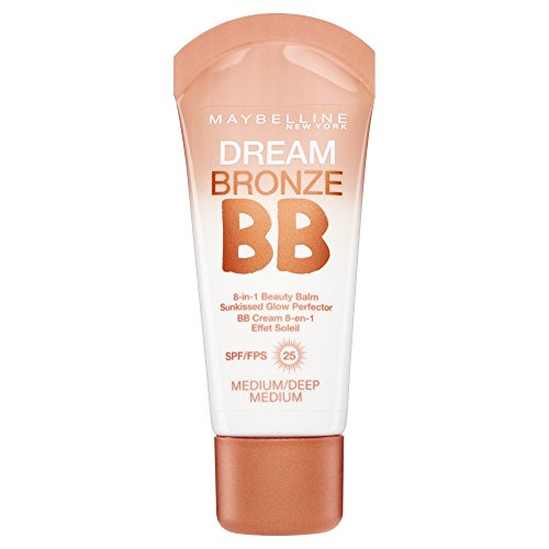 Maybelline Dream Bronze BB Cream 02 Medium/Deep