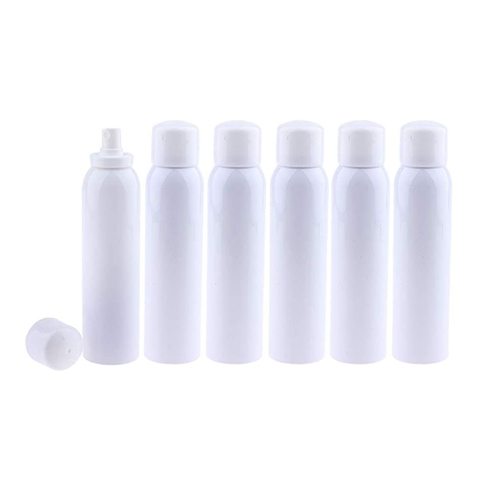 浴アドバンテージ鯨F Fityle 6本 メイクアップボトル 香水ボトル 細かいミスト ポンプスプレーボトル 3サイズ選べ - 200ml