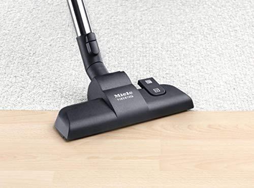 Echte Miele Stofzuiger FiberTeq Floor Tool Head SBD355-3 10367830 Wiel