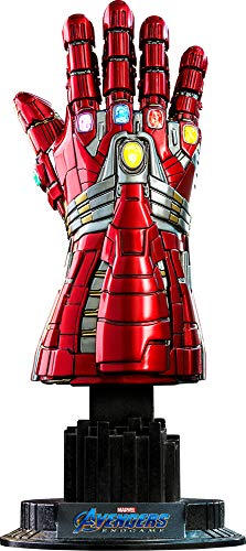 Hot Toys Avengers Endgame Nano Gauntlet Hulk Version Viertel-Skala Replica