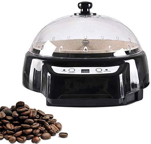 JoinBuy.R Kaffeebräter mit Timing-Funktion für Kaffee, Rohbohnen, Erdnüsse, Getreide, Gewürze backen, 500 g