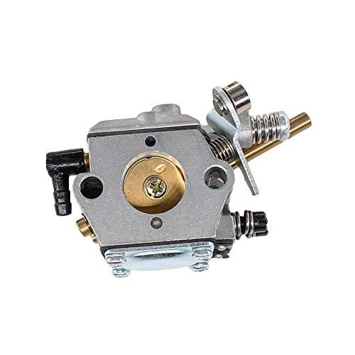 QAIK Carburador de alta calidad FITS for STIHL 4117 120 0605 FS50 FS51 FS61 FS62 FS65 FS66 FS90 FS96 WALBRO WT 38 1 Trimmer BG60 BG61 Slopers 5156