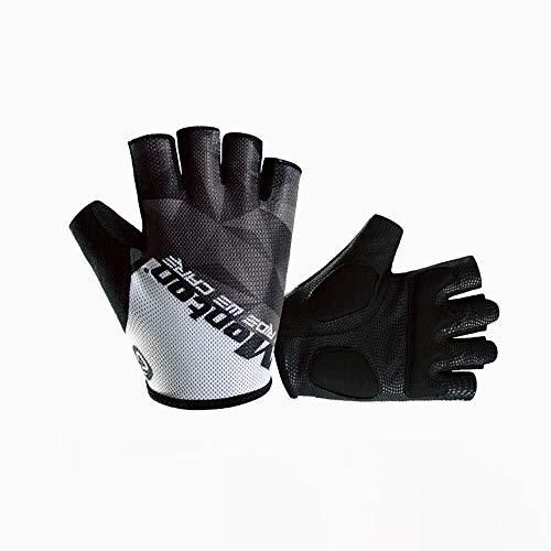 JIAHE115 mini-fietshandschoenen, fietsuitrusting, mountainbike, outdoor, halfvinger, lente en zomer, ademende handschoenen