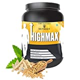 CRD Ayurveda Highmax Body Growth Supplement - 500 g (Strawberry)