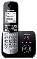 Panasonic KX-TG6821EB Single DECT Cordless Telephone with Answer Machine