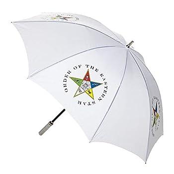 Order of Eastern Star 30  Jumbo Umbrella