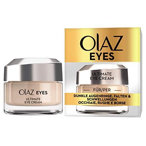 Olaz Eyes Ultimate Eye Cream Gegen Augenringe, Falten & Schwellungen 15ml