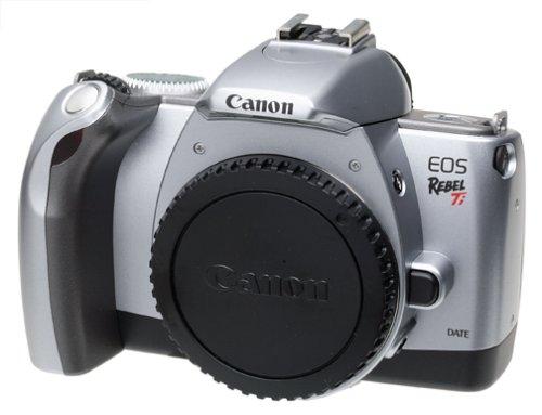 Canon EOS Rebel Ti 35mm SLR Quartz Date Camera (Body Only--No Lens)