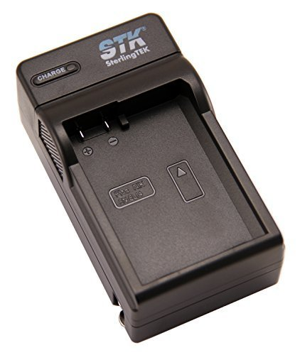 STK EN-EL14 EN-EL14a Charger for Nikon D5500, D3400, D3300, D5300, D5600, D5200, D3200, D3100, D5100, DF DSLR, Coolpix P7700, P7000, P7800, P7100 Cameras, EN-EL14 Battery, MH-24 Charger