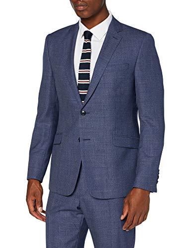 Strellson Premium Herren Allen-Mercer Kostüm-Set, Medium Blue 424, 56