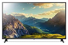 LG 60UK6200 152 cm (60-calowy) telewizor (4K UHD, potrójny tuner, smart TV) czarny