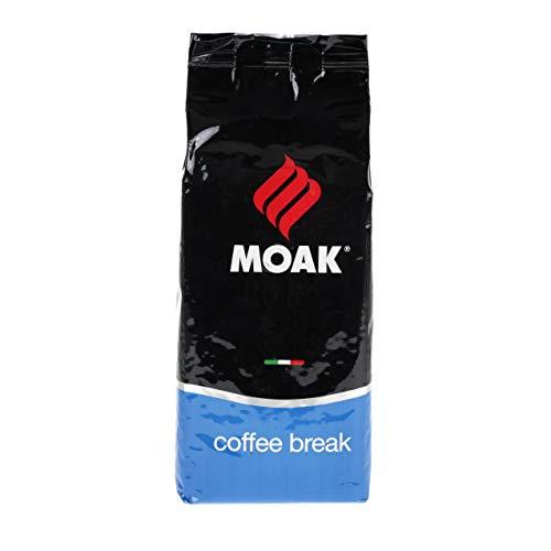 Moak Kaffee Break Bohnen, 1er Pack (1 x 1 kg)