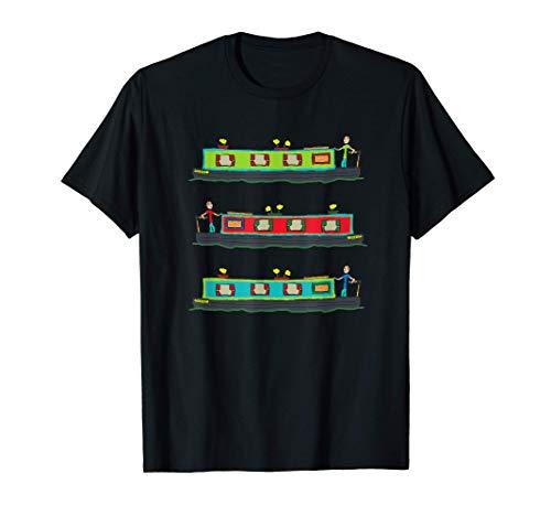 Narrowboat T-Shirt