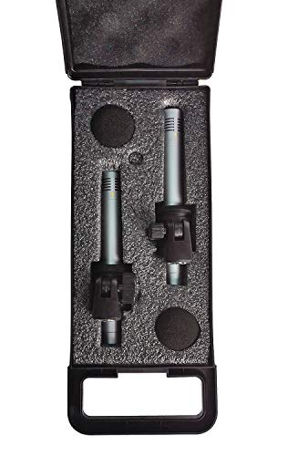 Samson C02 Pencil Condenser Microphones (Pair)