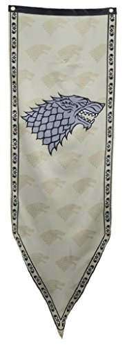 Game of Thrones Exclusive House Stark Subliminal Lines Banner