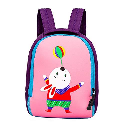 RANJN dier kinderrugzak meisjes jongens rugzak schooltassen kleuterschool cartoon tas