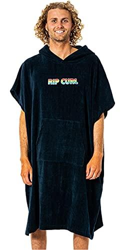 RIP CURL Wet As Change Robe Poncho o Toalla de Cambiador para Playa Deportes Acuáticos y Surfing -...