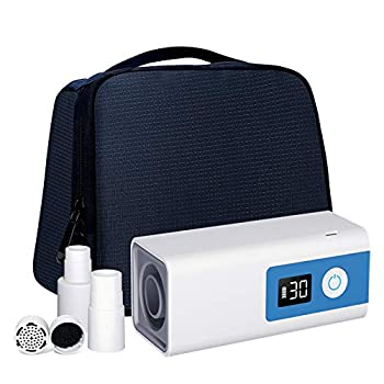 Solid Portable Cleaning Kit with Carbon Filters LED Display