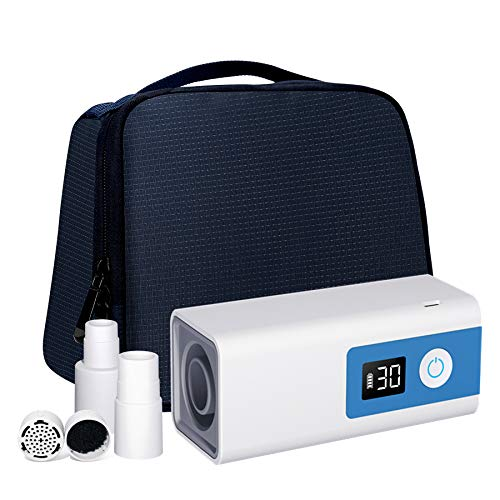 Solid Portable Cleaning Kit with Carbon Filters, LED Display