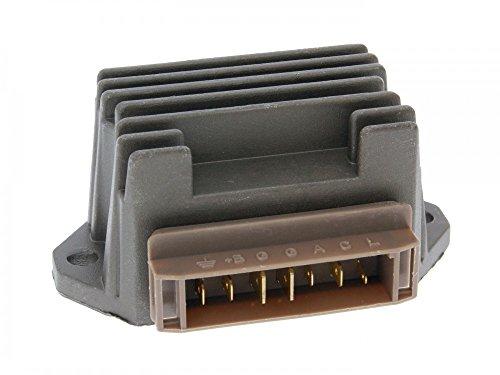 Spannungsregler/Gleichrichter von 101-Octane für Piaggio 125-180 2T / Runner Hexagon SKR TPH
