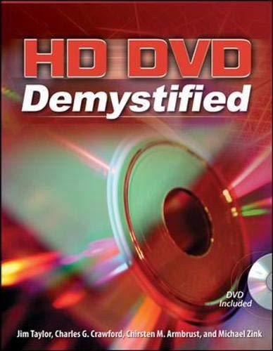 HD-DVD Demystified