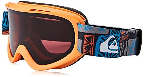 Quiksilver Jungen Flake-Snowboard-/Skibrille 2-7, Navy jamo, 1SZ