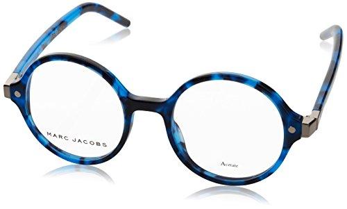 Marc Jacobs Marc 22 U1T 48 Occhiali da Sole, Blu (Blue Havana), Unisex-Adulto