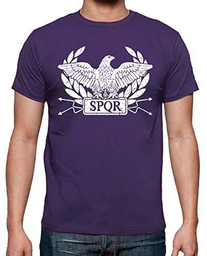 latostadora - Camiseta SPQR para Hombre