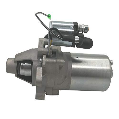 Cancanle Motor de Arranque galvanizado con solenoide para GX160 GX200 5.5Hp 6.5HP Bomba de Agua Compresor Generador Motor Reemplaza 31210-ZE1-023