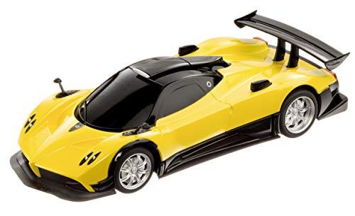 Mondo Motors - Pagani Zonda R - modello in scala 1:24 - fino a 20 km/h di velocità - auto giocattolo per bambini - 63027
