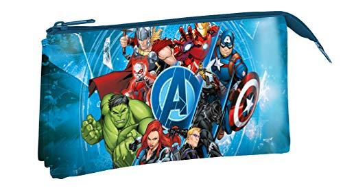 Portatodo Triple De Avengers (8435507840057)