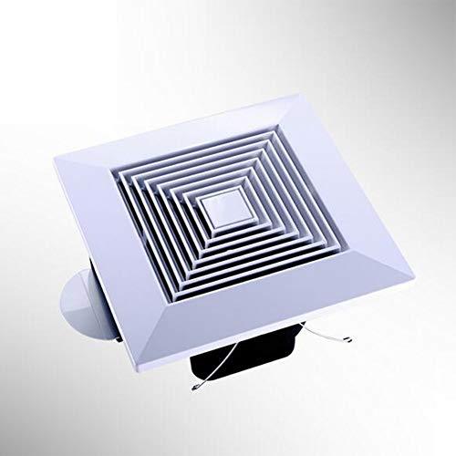 Ventilator Dunstabzugshaube Deckenventilator Dunstabzugshaube Haushalt Leise Lüftung Deckenventilator Küche Bad Ventilator