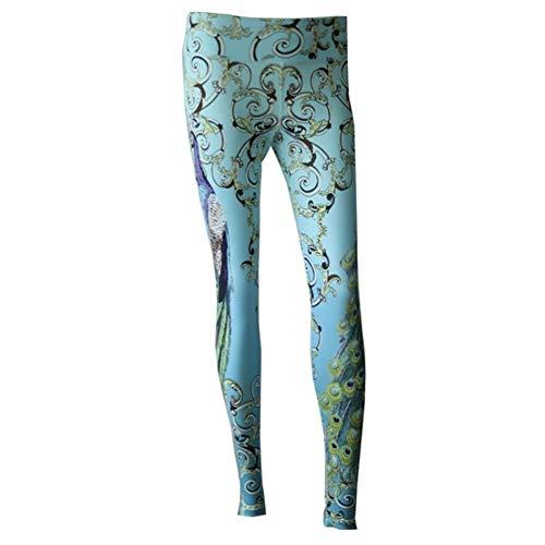 Cuitan Legging Complet Pleine Longueur Pantalon de Jogging for Gymnase (Size : Large)