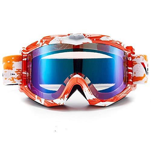 Gafas Anticaída Antivuelco Anticaídas Gafas Antideslizantes Para Moto De Fondo Gafas De Esquídeportes Y Aire Libre Gafas De Esqui